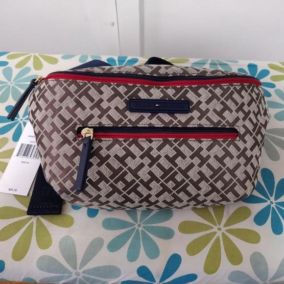 58f5c546 Tommy Hilfiger Bags | Waist Bagfanny Pack Multicolor | Poshmark